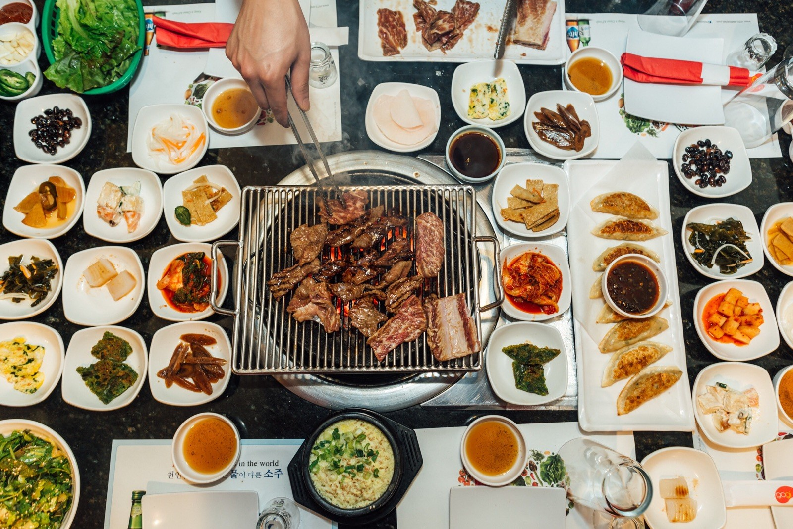 Korean Bbq Gogi Chicago